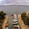 villa lisica zadar view