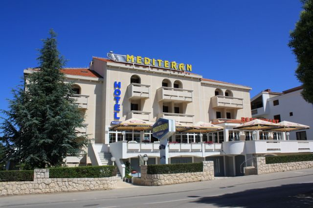 Hotel mediteran zadar croatia photos hotel info for Hotels zadar