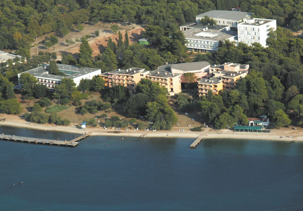 Hotel donat zadar croatia informations and photos for Hotels zadar