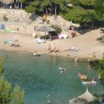 beach camp oaza mira
